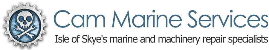 Cam Marine Services - marine and machinery repair specialists, Isle of Skye